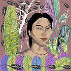 Porträt einer Frau von jackpoint23