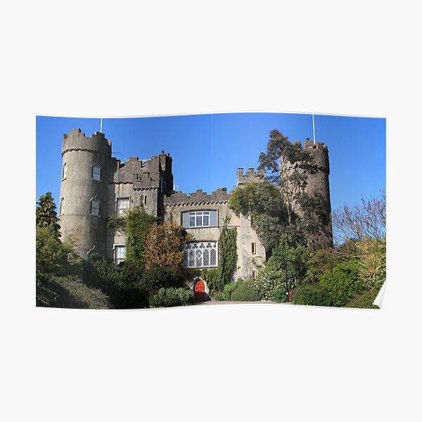 Malahide Castle #2 Poster