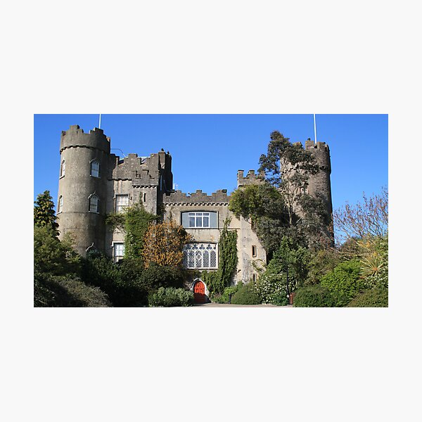 Malahide Castle #2 Photographic Print
