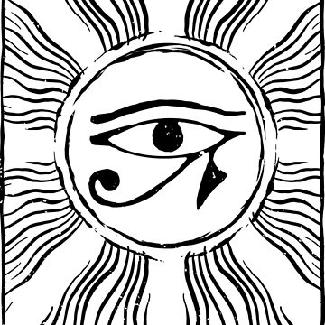 Eye of Horus by TheMaker