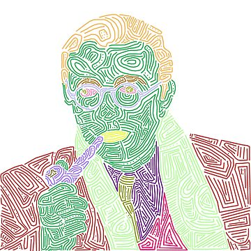 Spiral Sartre  by Tom33342