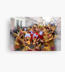 Cuenca Kids 624 Canvas Print
