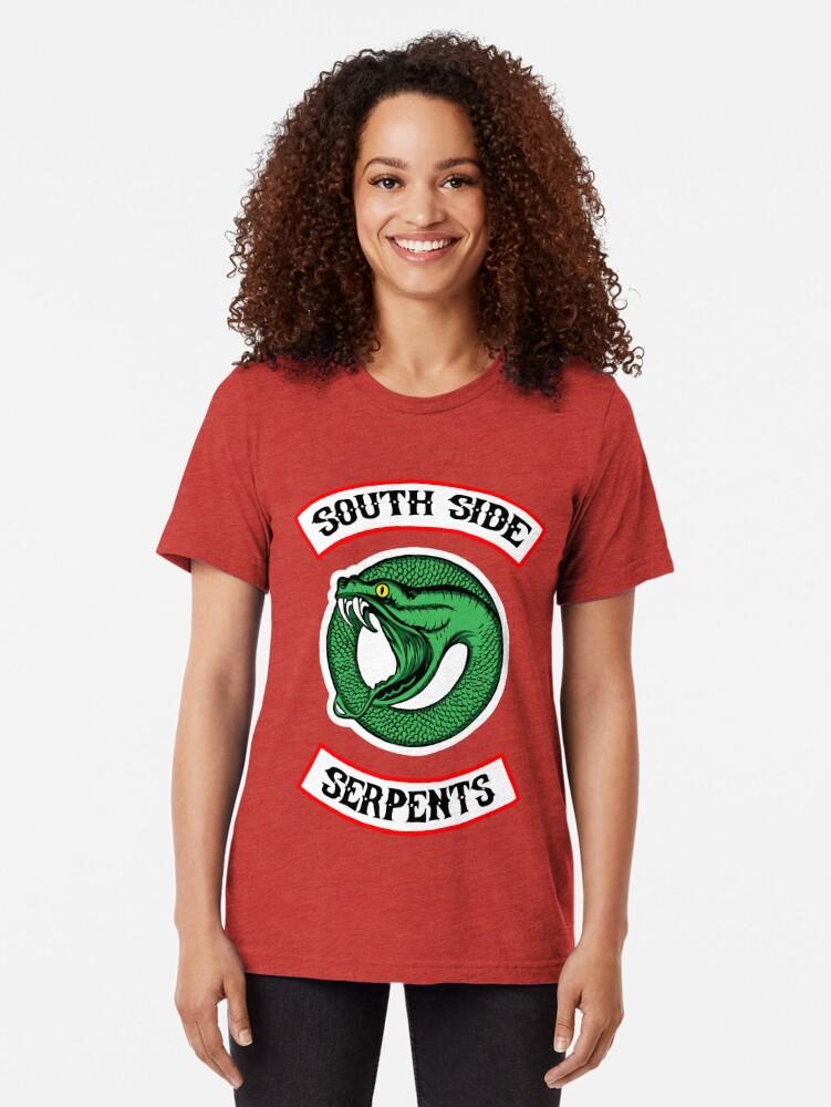 Southside Serpents Soft Premium T-Shirt Graphic Riverdale Tee
