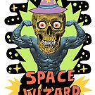 SPACE WIZARD by jackteagle