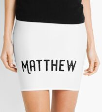 Hey Matthew this is perfect for you Mini Skirt