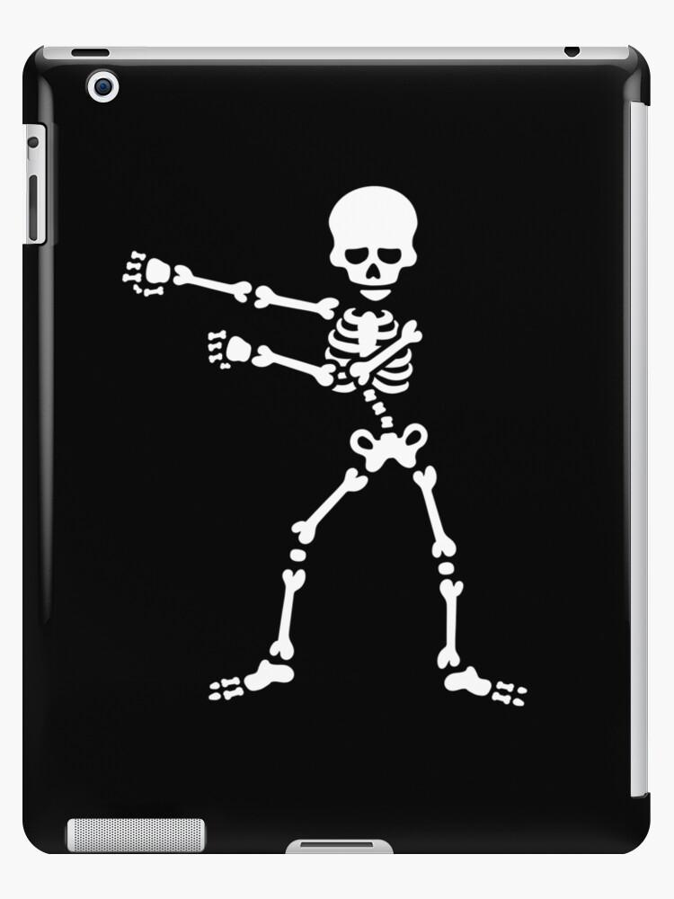 afd63fcbf49 The floss dance flossing backpack boy kid skeleton
