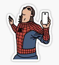 It's Wednesday My Dudes Sticker