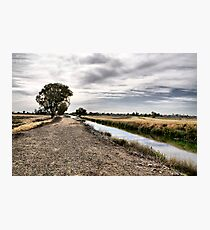 The Levee  Photographic Print