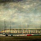 Bridge and Boats by Jonicool