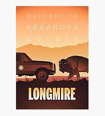 Longmire: Standoff Photographic Print