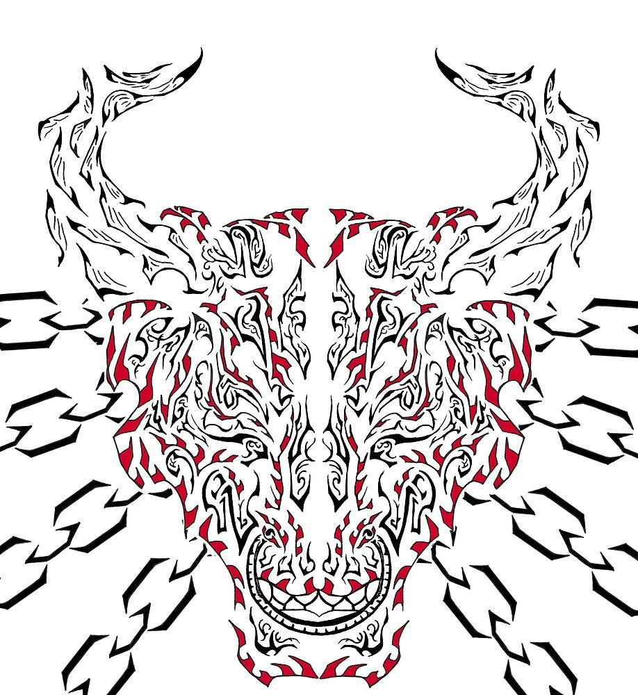 Taurus by Venomdesigns