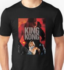 King Kong 1976 Unisex T-Shirt