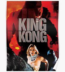 King Kong 1976 Poster