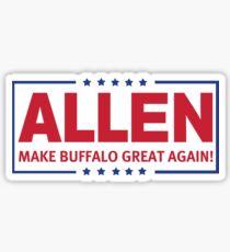 Allen MBGA! Sticker