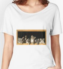 Cats in the frame Women's Relaxed Fit T-Shirt