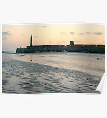 Harbour Arm Poster