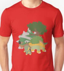 Turtwig Evolution Unisex T-Shirt