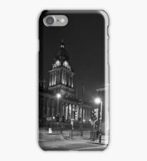 No 1 Park Place, Leeds and Leeds Town Hall iPhone Case/Skin