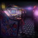« Arcade girl » par le-grom