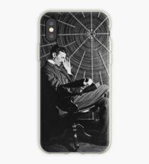 Tesla Classic Design iPhone Case