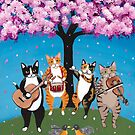 Cats Musical Celebration of Spring by Ryan Conners
