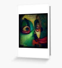 Ttv: Tongue Greeting Card