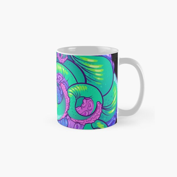 Cthulhu Tentacles Classic Mug