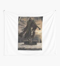 Skyrim Dragon Priest Fan Art Poster Wall Tapestry