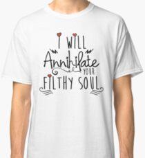 Love Annihilate Classic T-Shirt