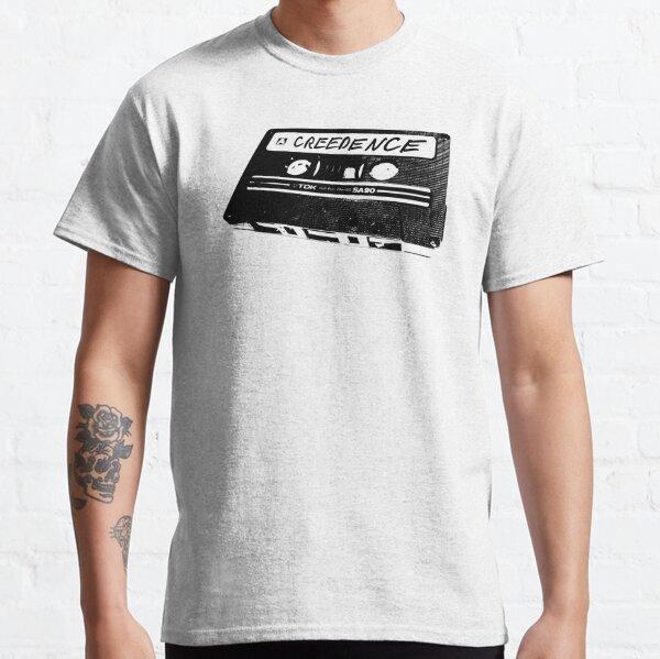 The Big Lebowski Creedence Tape (CCR) Camiseta clásica