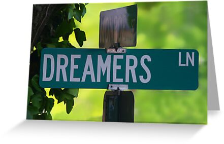 Dreamers Lane by Richard G Witham
