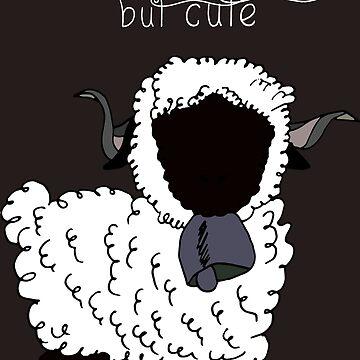 sheep by PlaviOrao