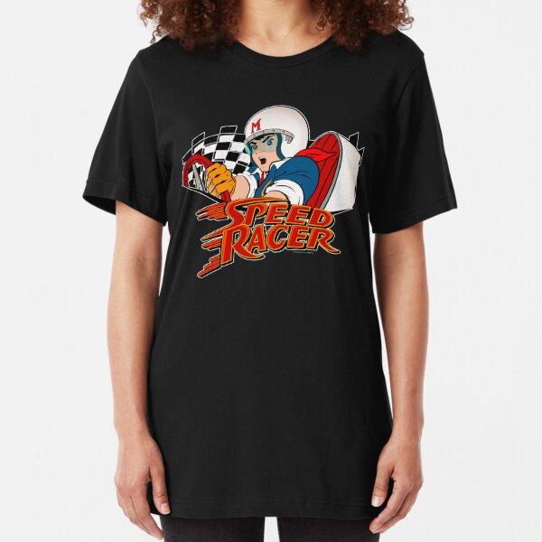 Speed Racer - Meteoro Slim Fit T-Shirt