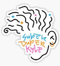 Super Duper Kyle - King Wavy Sticker