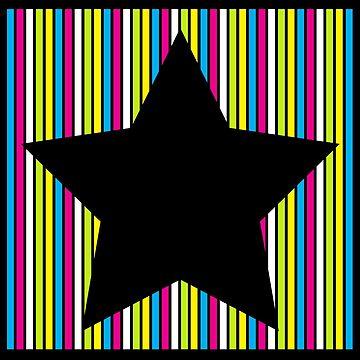 Square Star by machmigo