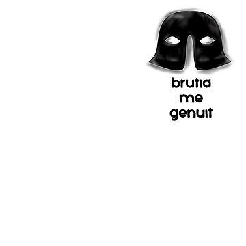 Brutia Me Genuit by stillfreeit