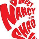 Sweet Nancy - Red by SHAOLIN JAZZ