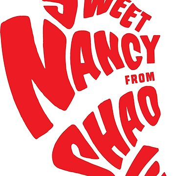 Sweet Nancy - Red by dj2tonejones