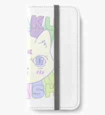 Otaku Trash iPhone Wallet/Case/Skin