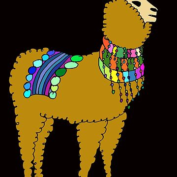 alpaca by PlaviOrao