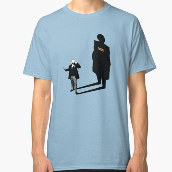 Doctor Who - The Shadow of the Future Classic T-Shirt