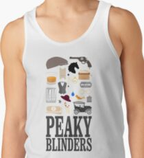 Peaky Blinders Stuff Tank Top