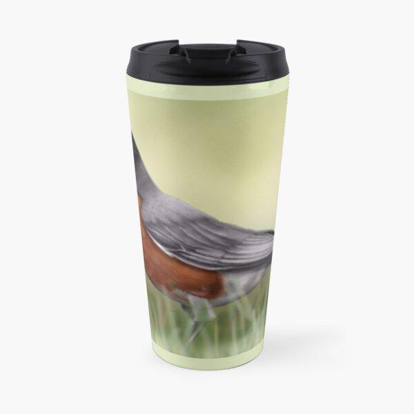 American Robin Travel Mug