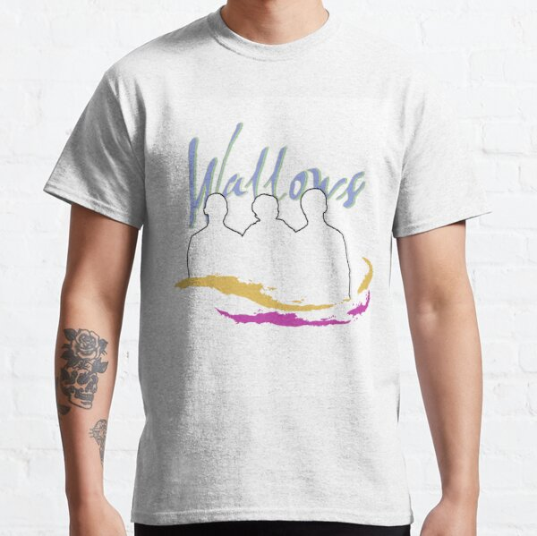 Ropa estampada de Wallows Camiseta clásica