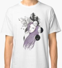 Three Moons Classic T-Shirt