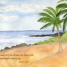 Trust- Isaiah 12:2 by Diane Hall
