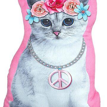 Comfort Cat by zmilot