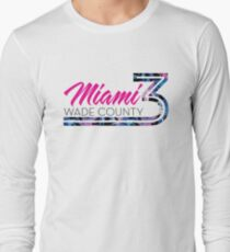 Miami-Wade County Long Sleeve T-Shirt