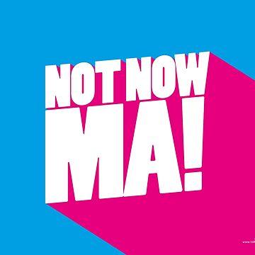 Golden Girls - Not Now Ma! by gregs-celeb-art