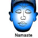 Namaste Y'all by ginamitch